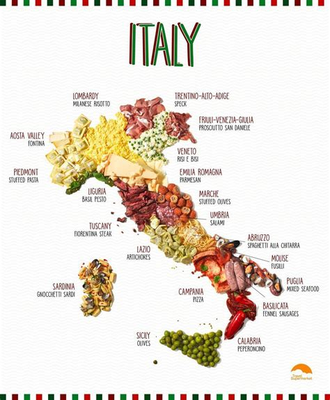 alimenti tipici italiani this food stylist makes maps out of regional delicacies