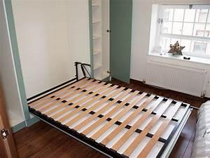 Folding, Wall, Beds