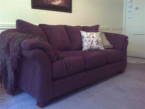 plum colored sofas chair impressive purple sectional