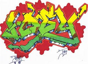 Joey Graffiti Name by GLAX34 on DeviantArt