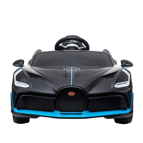 The vehicles offered by bugatti are for those who enjoy the finer tastes in life. Kids Ride On Car Electric 12V Bugatti Divo -Black - HawkMoto
