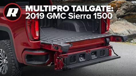 2019 gmc new tailgate 2019 silverado tailgate motavera