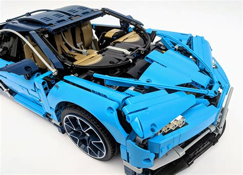 One look at the two bugatti chiron noire exclusive special edition models and you already know what it's all about. 42083: Bugatti Chiron Technic Set Review | BricksFanz