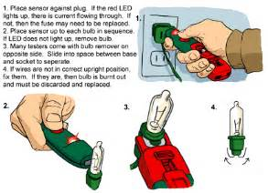 christmas lights tester electronics forum circuits projects and microcontrollers