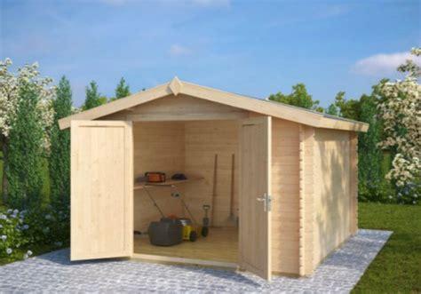 Gartengerätehaus Und Geräteschuppen  Nützlich Und