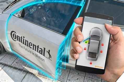 Continental, Avis Turn Phones Into Rental Car Keys