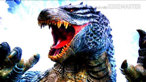 Pure Atomic Legendary Vs Godzilla 2019 Vs Burning Godzilla