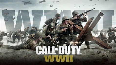call of duty wwii release date is november 3 has co op