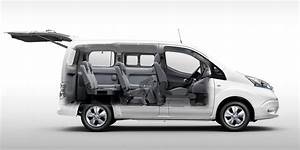 Nissan Nv200 Evalia : new e nv200 evalia electric family car electric 7 ~ Mglfilm.com Idées de Décoration