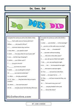 images grammar questions simple