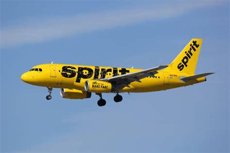 Spirit Airlines Review - Seats, Amenities, Customer ...