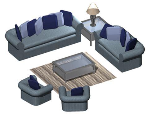 Poltrone 3d divani 3d