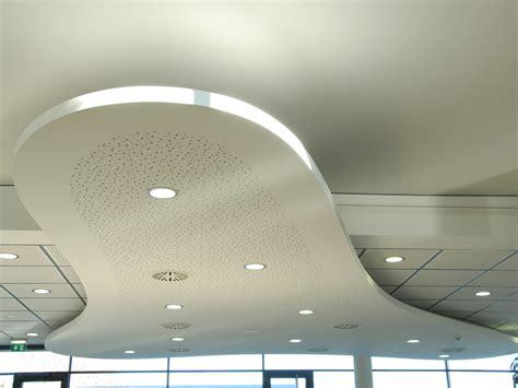 faux plafond acoustique en placo lastra sf 6 18f by fibran