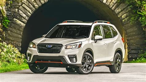 subaru forester  drive review automobile magazine