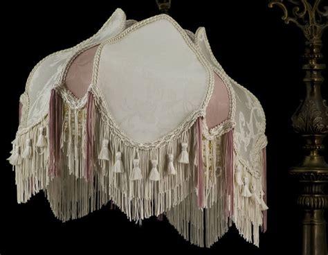 plain jane l shades bridge arm victorian uno lamp shade silk fabric pink ebay