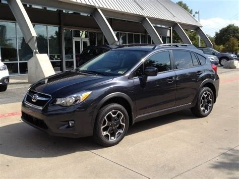 buy  drive dallas  dc   brand  subaru xv