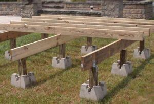 building a shed on concrete piers how to build a pier shed foundation zacs garden