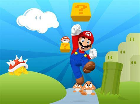 Super Mario Wallpapers