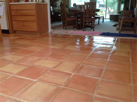 saltillo grout mexican tile stripping services california tile restoration
