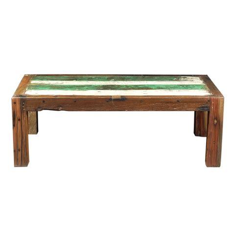 table basse bois recycle table basse bois bateau recycle ezooq