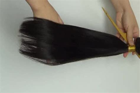 10a Grade 100% Brazilian Human Full Cuticle Remy Hair