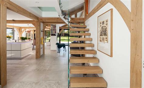 statement staircases homebuilding renovating
