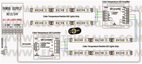 Ledstripsales Flexible Led Strip Lights Wiring