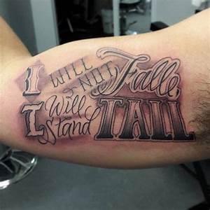 Tatouage Arriere Bras : comment r ussir un tatouage calligraphie ~ Melissatoandfro.com Idées de Décoration
