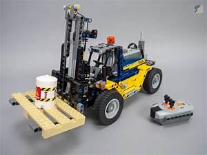 Lego U00ae Technic 42079 Heavy Duty Forklift Rc Mod