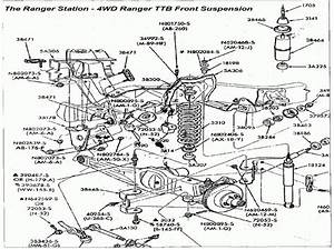 2002 Ford F250 Suspension Diagram