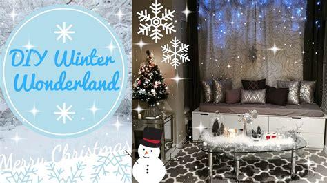 diy winter wonderland christmas decorations angie lowis