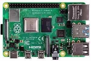 Raspberry Pi 4 Features Broadcom Bcm2711 Processor  Up To