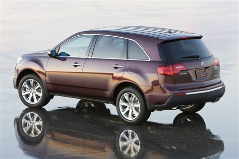 Acura Mdx 2012 Mpg by 2011 Acura Mdx Review Specs Pictures Price Mpg