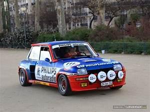 Voiture Rallye Occasion : photos du jour renault 5 turbo rallye de paris classic ~ Maxctalentgroup.com Avis de Voitures