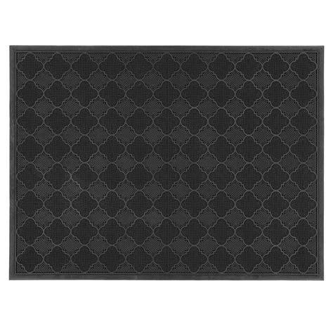 30 X 48 Doormat by Home More 30 In X 48 In Covington Rubber Door Mat