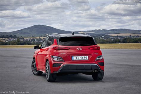Introducing the 2022 kona, the small suv with upgraded styling, technology and versatility. 2021 Hyundai Kona N Line - Dailyrevs