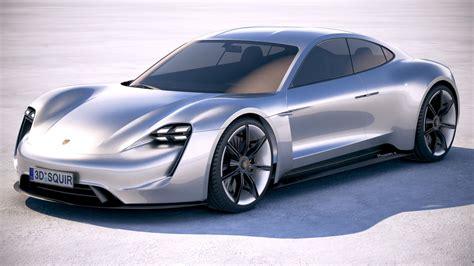 Mission E by Porsche Mission E Concept 2015 Bonneville