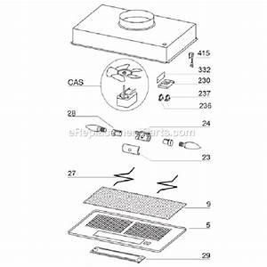 Broan Pm250 Parts List And Diagram   Ereplacementparts Com