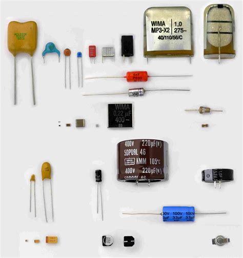 capacitor types wikipedia kondensatoren wiki