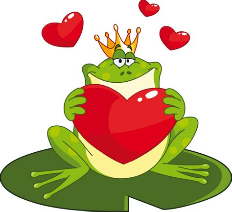 stiker cuisine stickers grenouille amoureuse pas cher