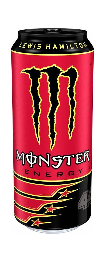 Monster Energy Hamilton Lewis Drink 44 Lh44