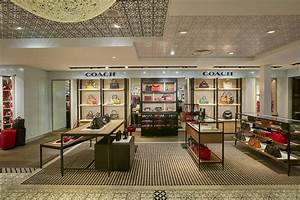 Coach opens dedicated men's and women's CDG stores
