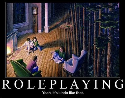 Role Play Vs Roll Play