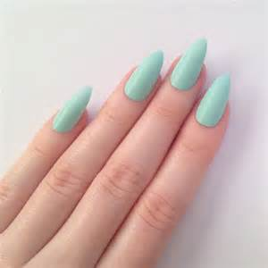 Best ideas about mint green nails on