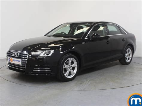 Used Audi A4 by Used Audi A4 Cars For Sale Second Nearly New Audi