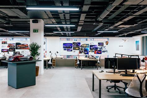 MG News  SAIC opens new Advanced Design Studio