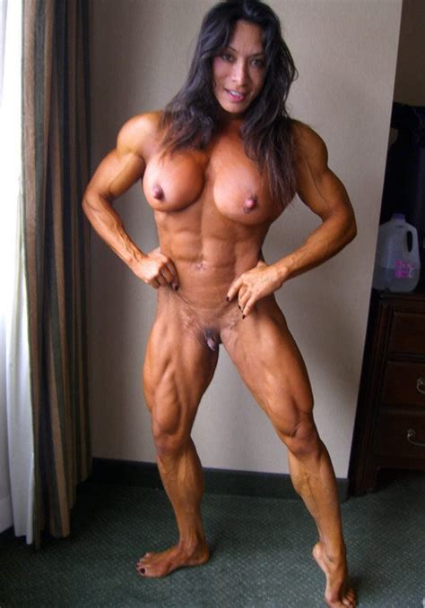 047 In Gallery Muscle Babes Nude 2 Picture 6
