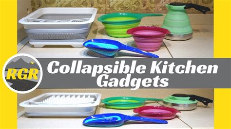 collapsible kitchen gadgets product review collapsible