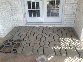 patio concrete patios and backyard patio on pinterest