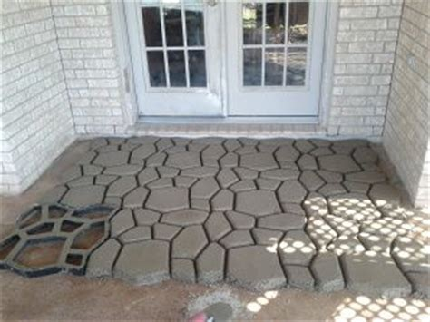 quikrete walkmaker patio pictures patio concrete patios and backyard patio on